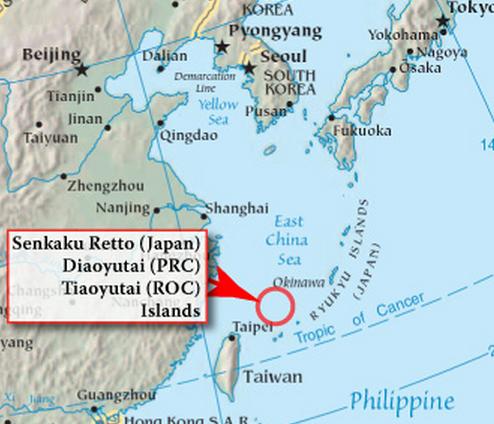 Senkaku_Diaoyu_Islands map