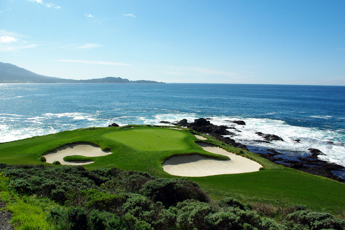 10 American Golf Courses You Have To