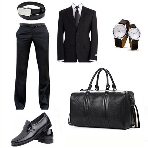 fashion accessories for businessmen