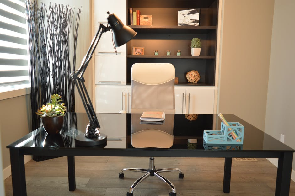 4 Tips for Decorating a Small Office Space - 9rules Official ...
