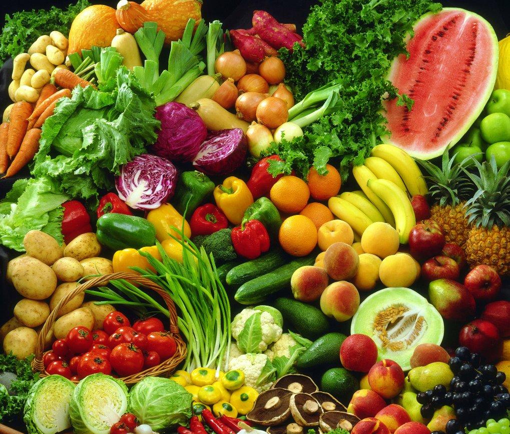 plant based produce