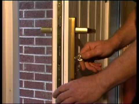 replacing door locks